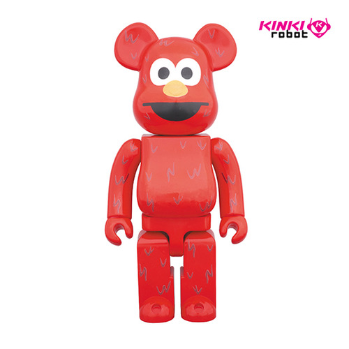 400% BEARBRICK ELMO
