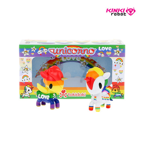 UNICORNO PRIDE 2PACK
