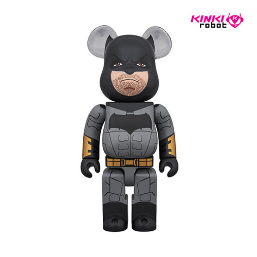 400%, 1000%BEARBRICK BATMAN (JUSTICE LEAGUE VER)(프리오더)