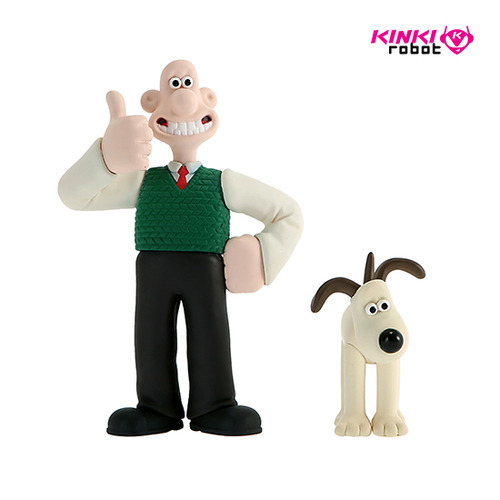 UDF AARDMAN ANIMATIONS #1 WALLACE & GROMIT