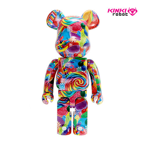 1000%BEARBRICK DYLAN'S CANDY BAR