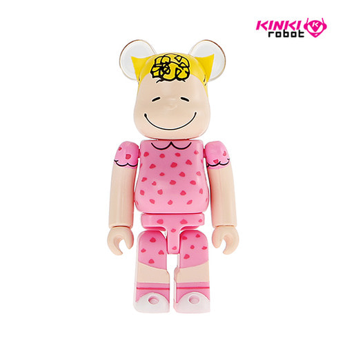 100%BEARBRICK SALLY BROWN