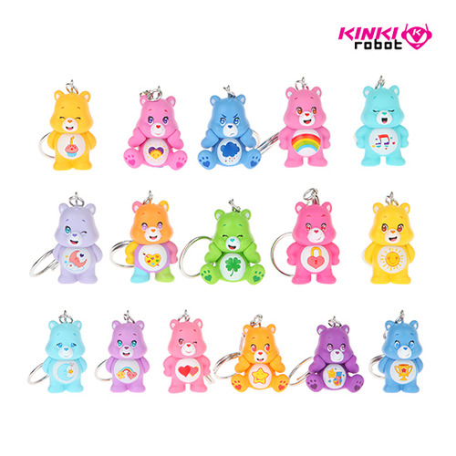 CARE BEARS KEYCHAIN SERIES2 (단품)