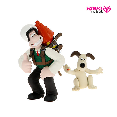 UDF AARDMAN ANIMATIONS #2 WALLACE & GROMIT