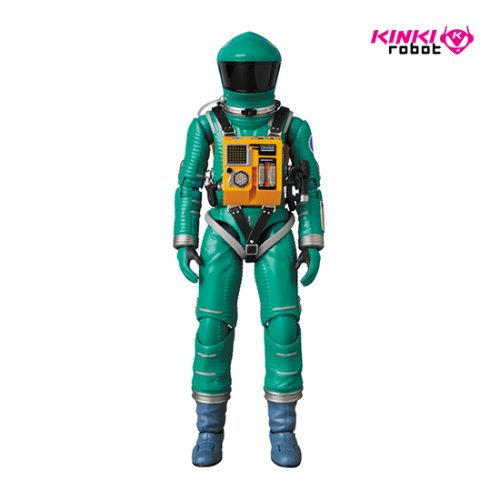 MAFEX SPACE SUIT GREEN VER