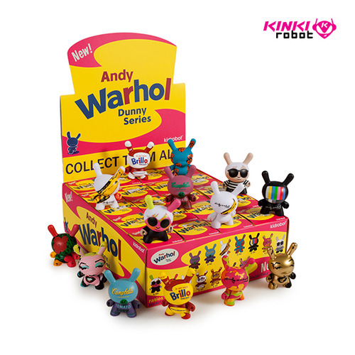 WARHOL DUNNY MINI SERIES (홀케이스)