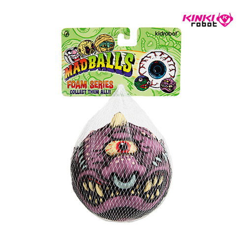 Madballs Foam Series_Horn Head