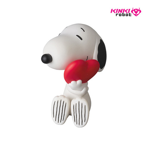 UDF PEANUTS SERIES5 SNOOPY WITH HEART