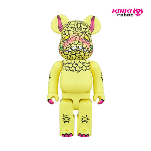 400%BEARBRICK POGOLA (Medicomtoy Plus Exclusive)
