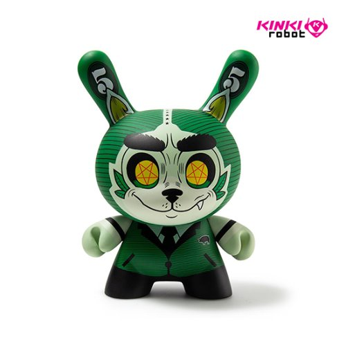 "5""DUNNY CASH WOLF BY JOSH DIVINE_GREEN"