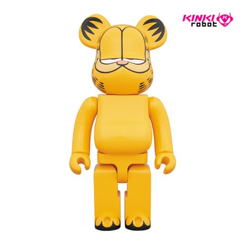 400%BEARBRICK GARFIELD
