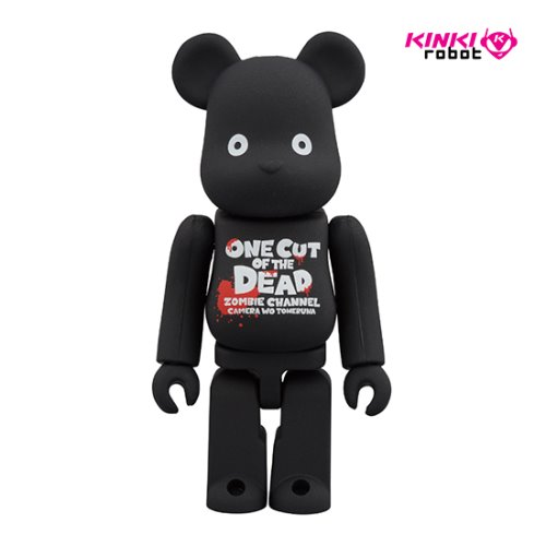 100%BEARBRICK ONE CUT OF THE DEAD