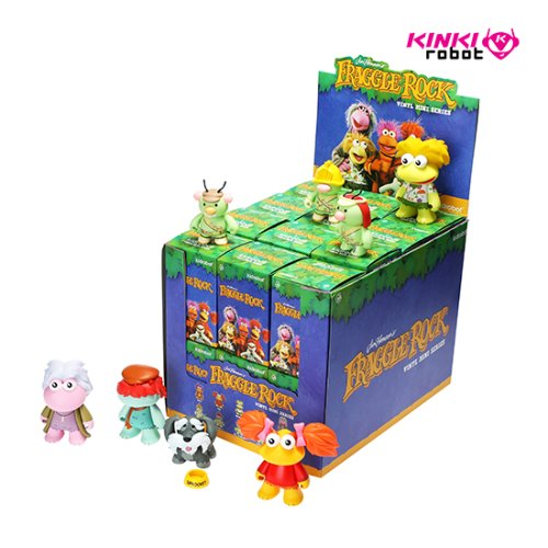 FRAGGLE ROCK MINI SERIES(홀케이스)