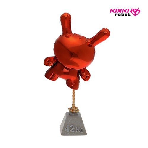 "8""BALLOON DUNNY by Andrew Martin"